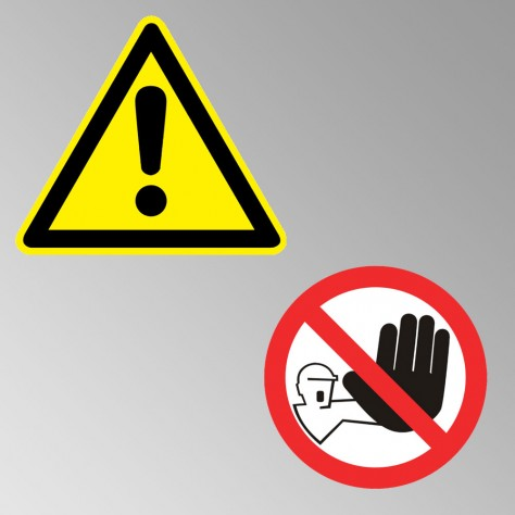 Senyals d'advertència